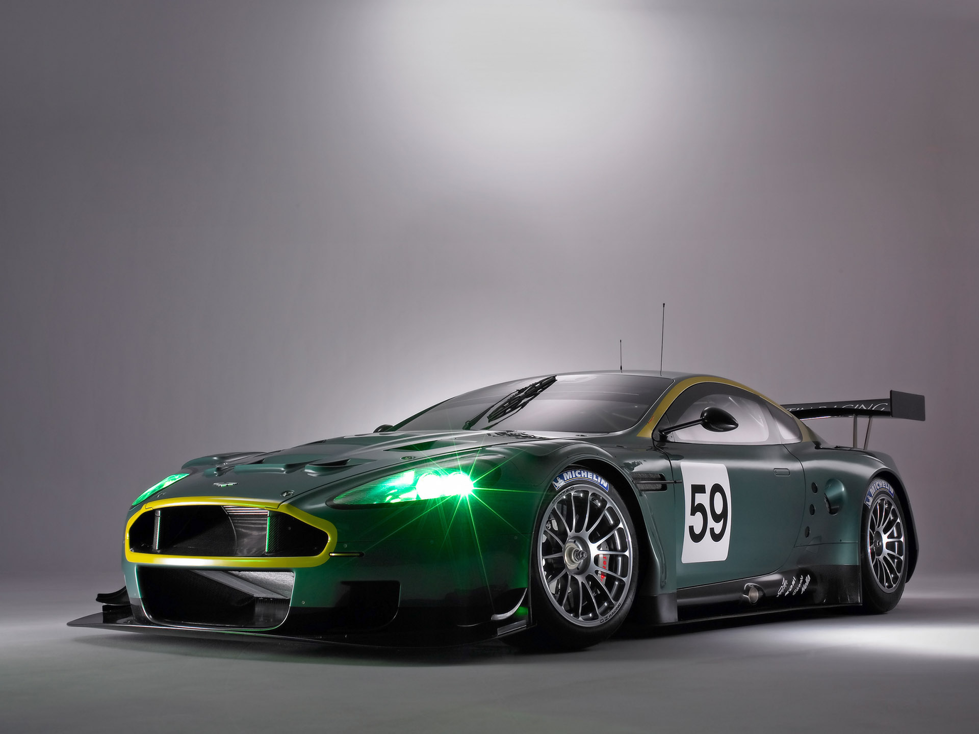 Aston Martin 2013 DBR9 Wallpaper-1080p