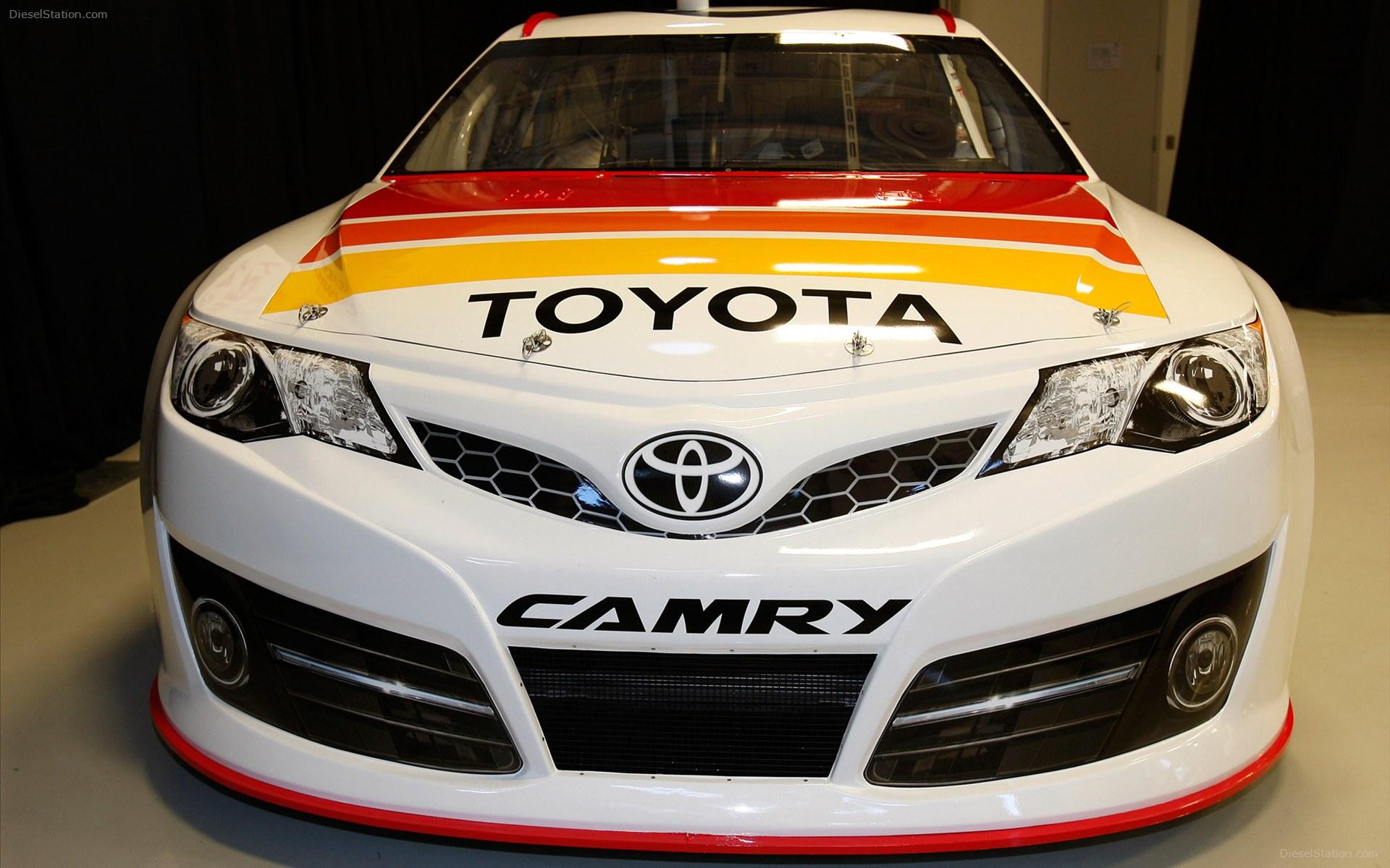 Toyota Nascar 2013 Camry Wallpaper 1080p | Car Wallpapers