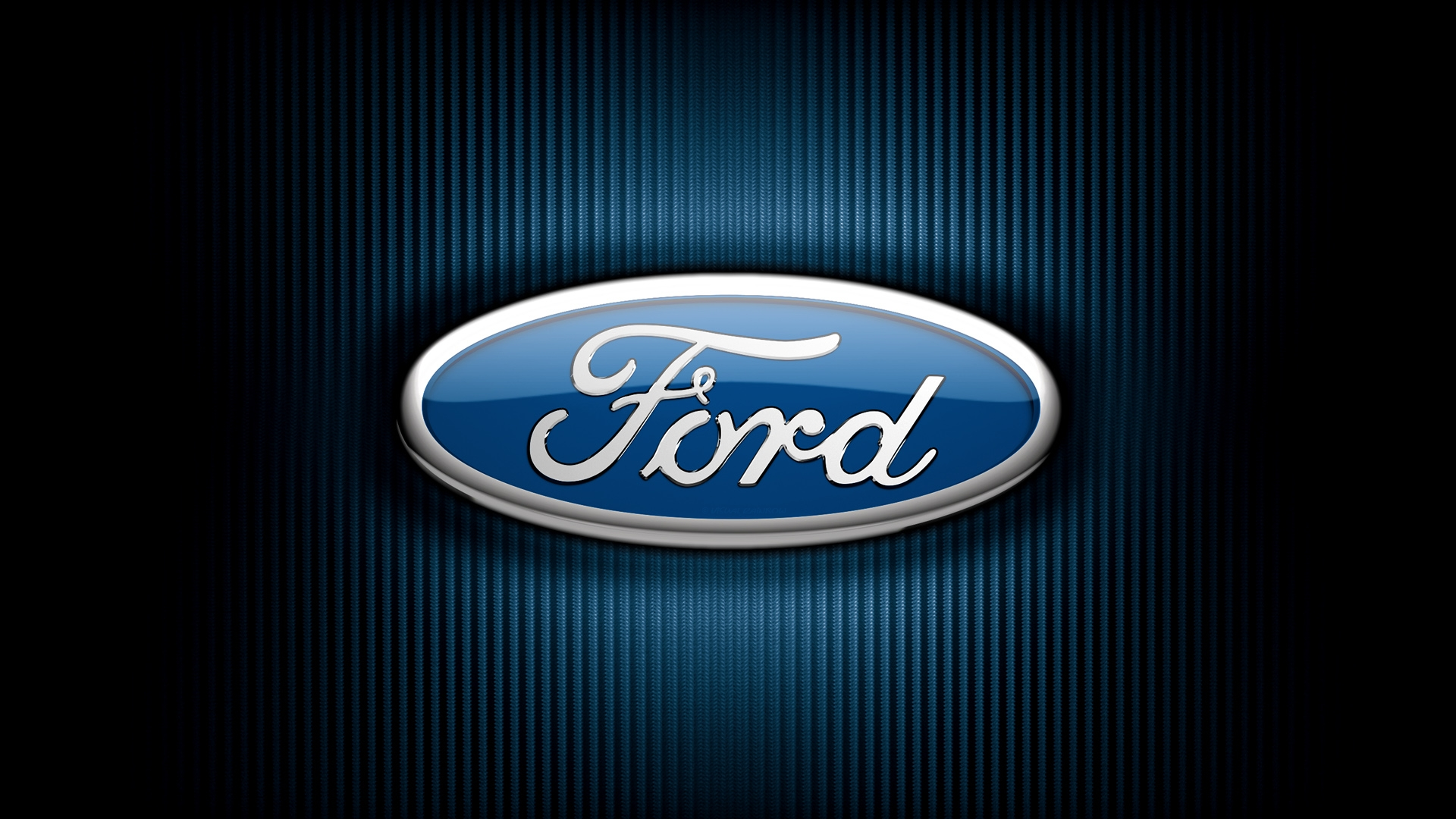 Ford Car Logo Wallpaper