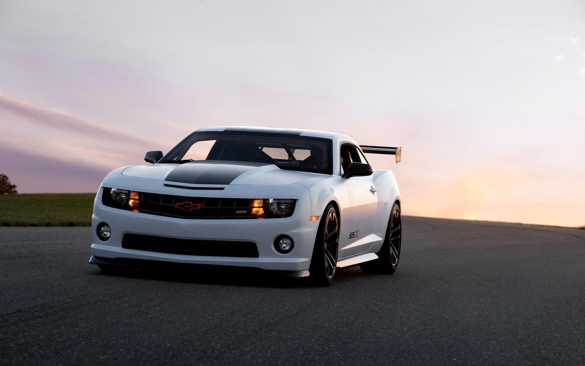 Chevrolet Camaro ssx Wide