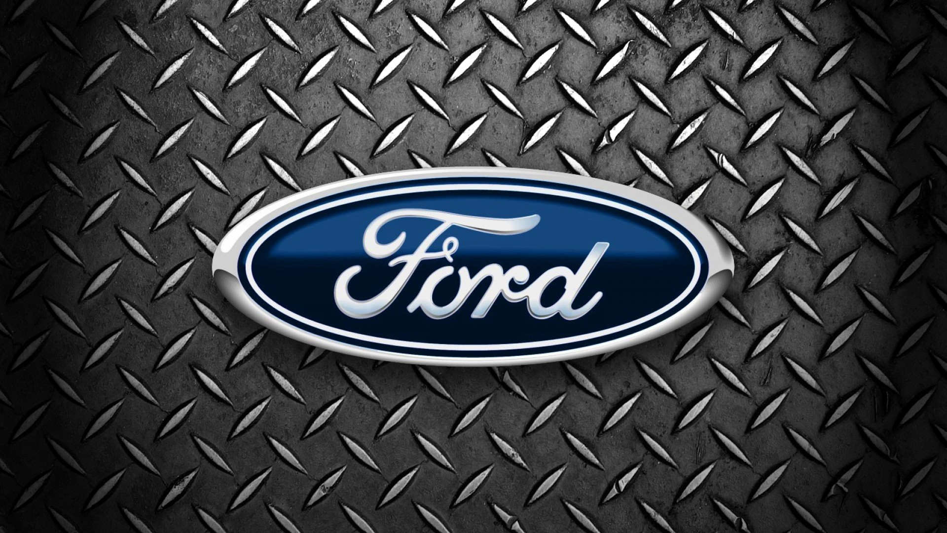 Ford Car Brand Logo 1920x1080 - My Site