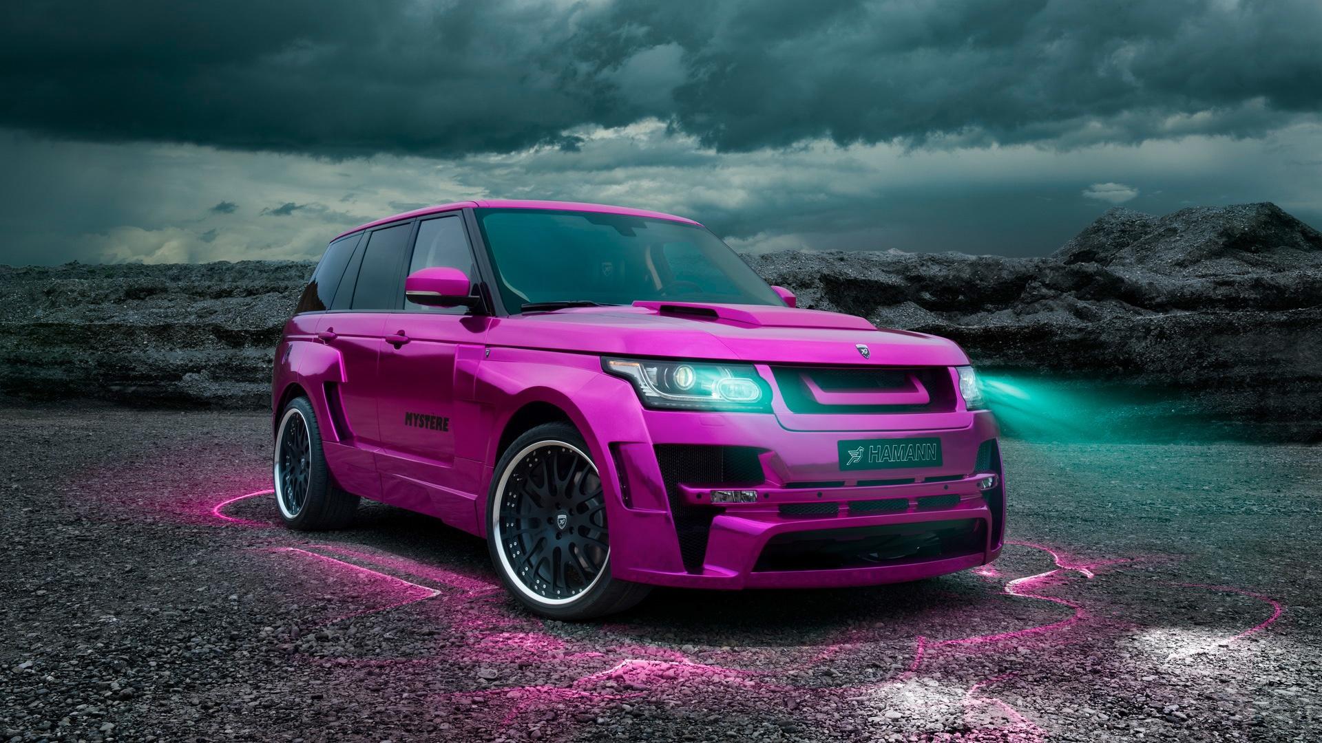 Hamman Range Rover