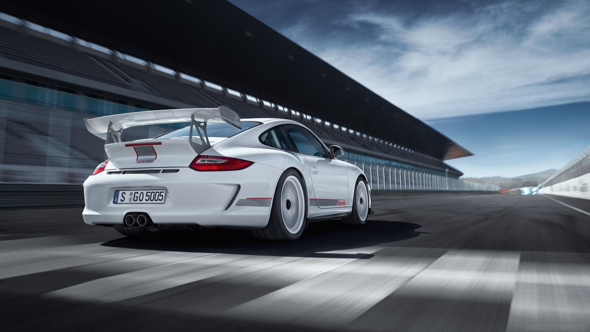 Porsche 911 Car Background