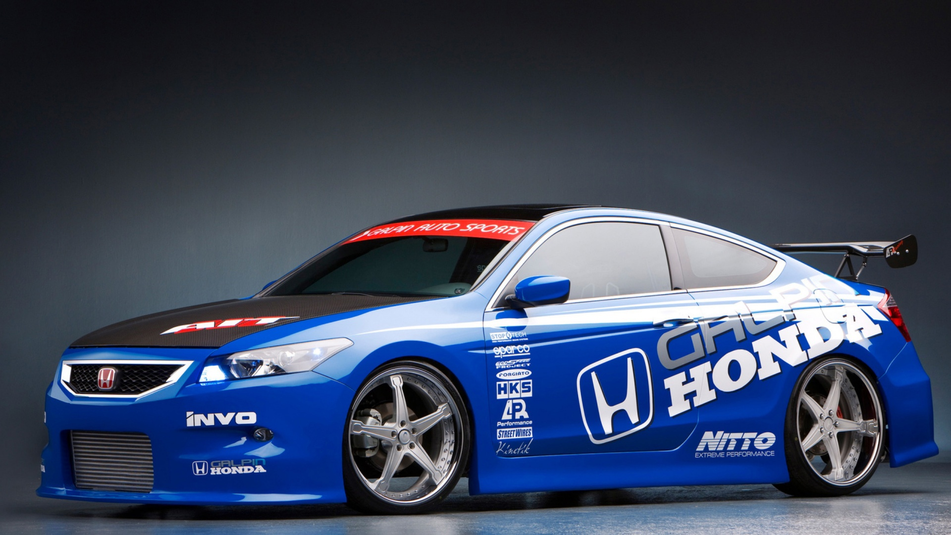 Sports Honda Accord