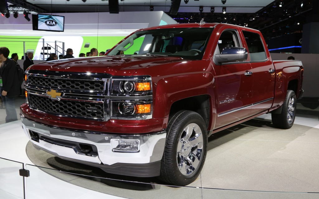 2014 Chevrolet Silverado Wallpapers