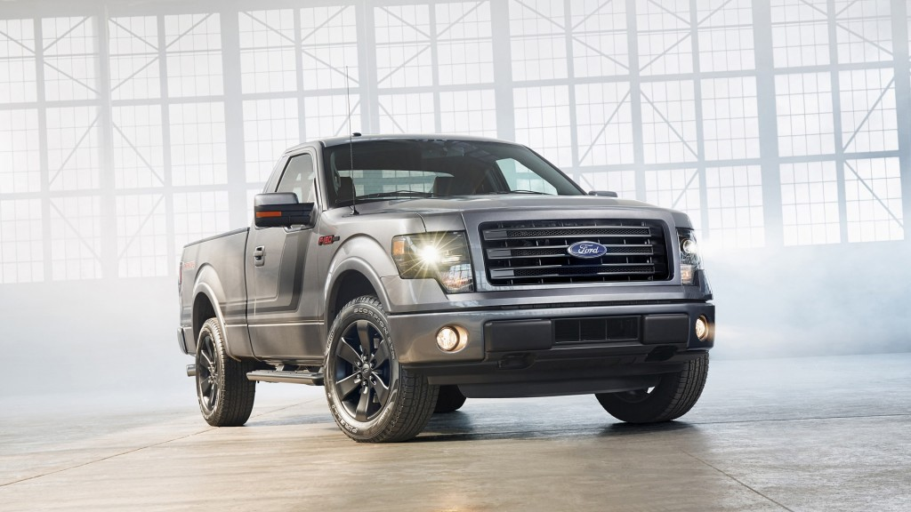 2014 Ford F 150 Tremor 1920x1080