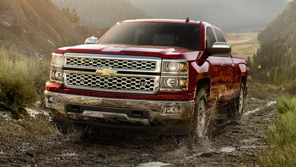 2014 Silverado 1500-Photo Exterior Stage 1920x1080 Wallpapers