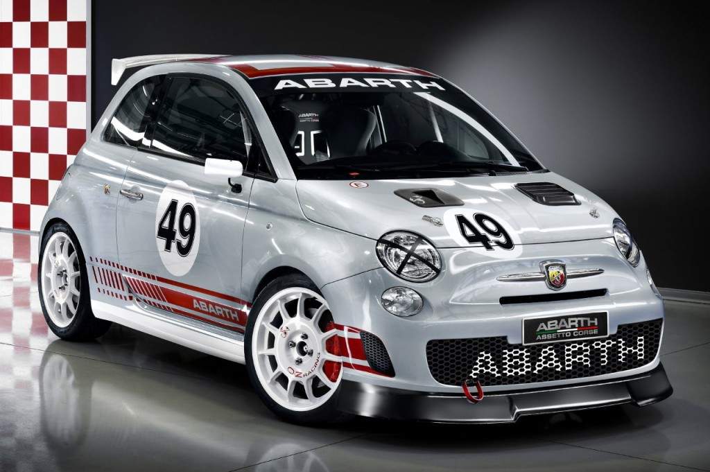 Abarth 500 Sports-2013 Wallpaper