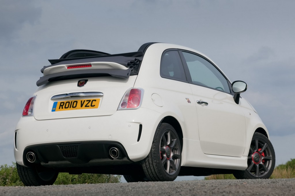 Abarth 500 Wallpaper