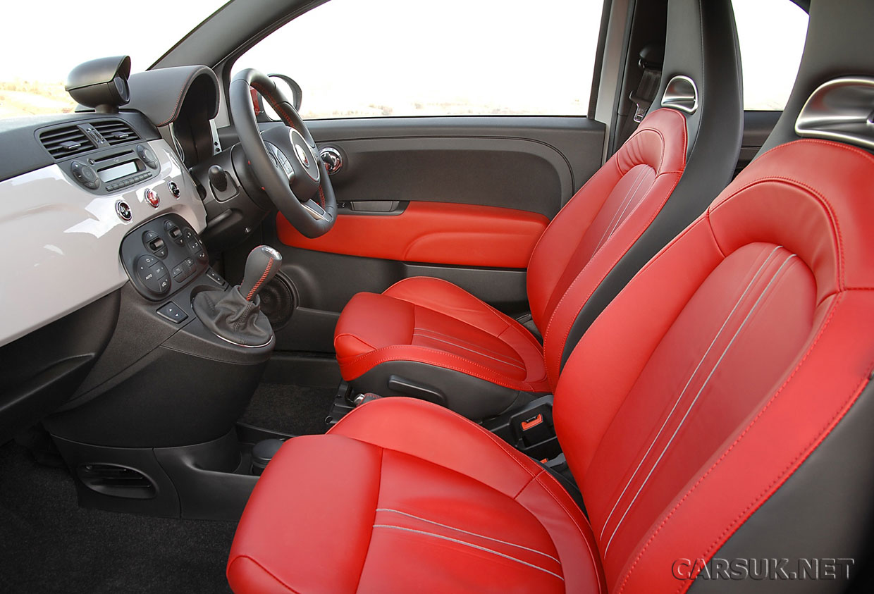 Abarth interior hd wallpapers car wallpapers for Interior 500 abarth