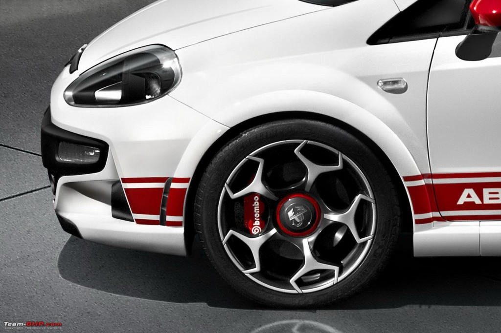 Abarth Punto HD Wallpaper-2013