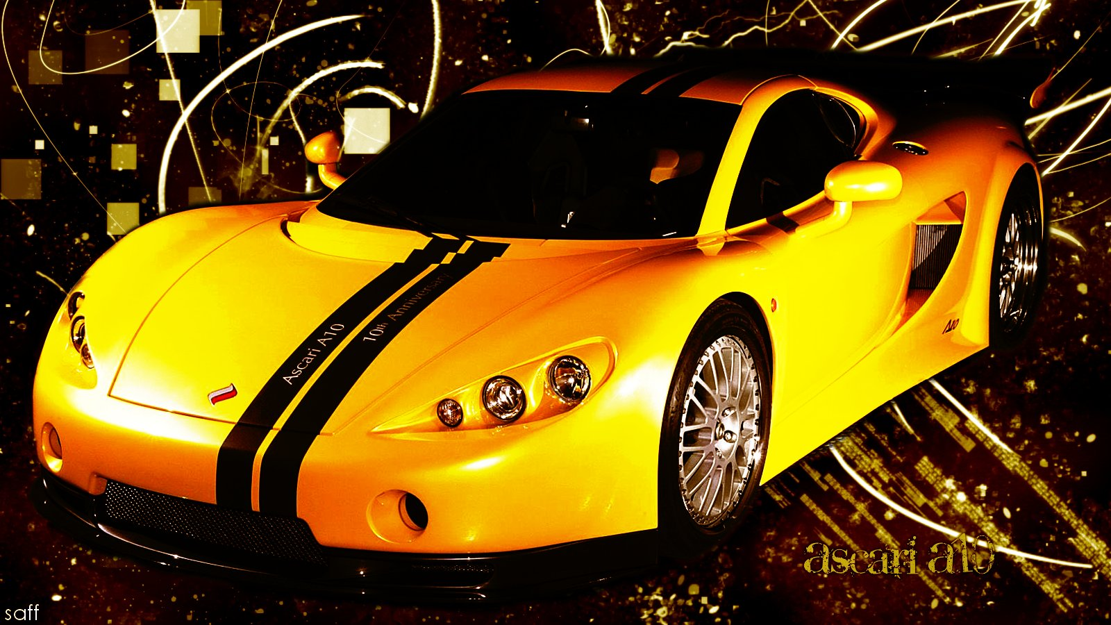 Ascari A10 HD Wallpapers