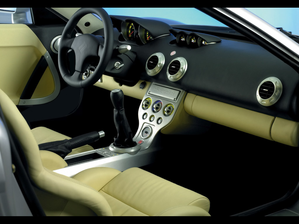 Ascari KZ1 Interior wallpapers