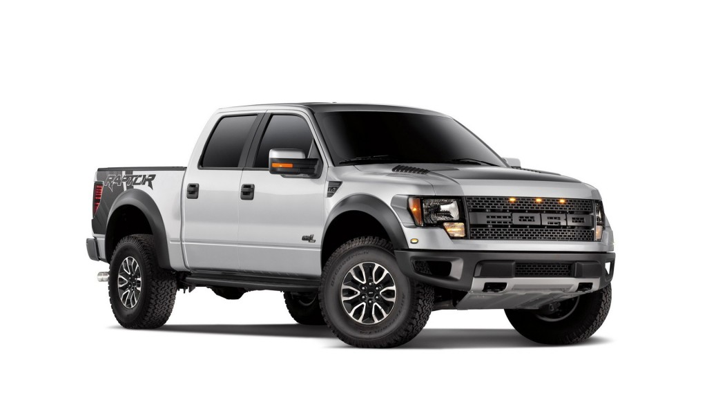 Ford F 150-SVT Raptor Wallpaper