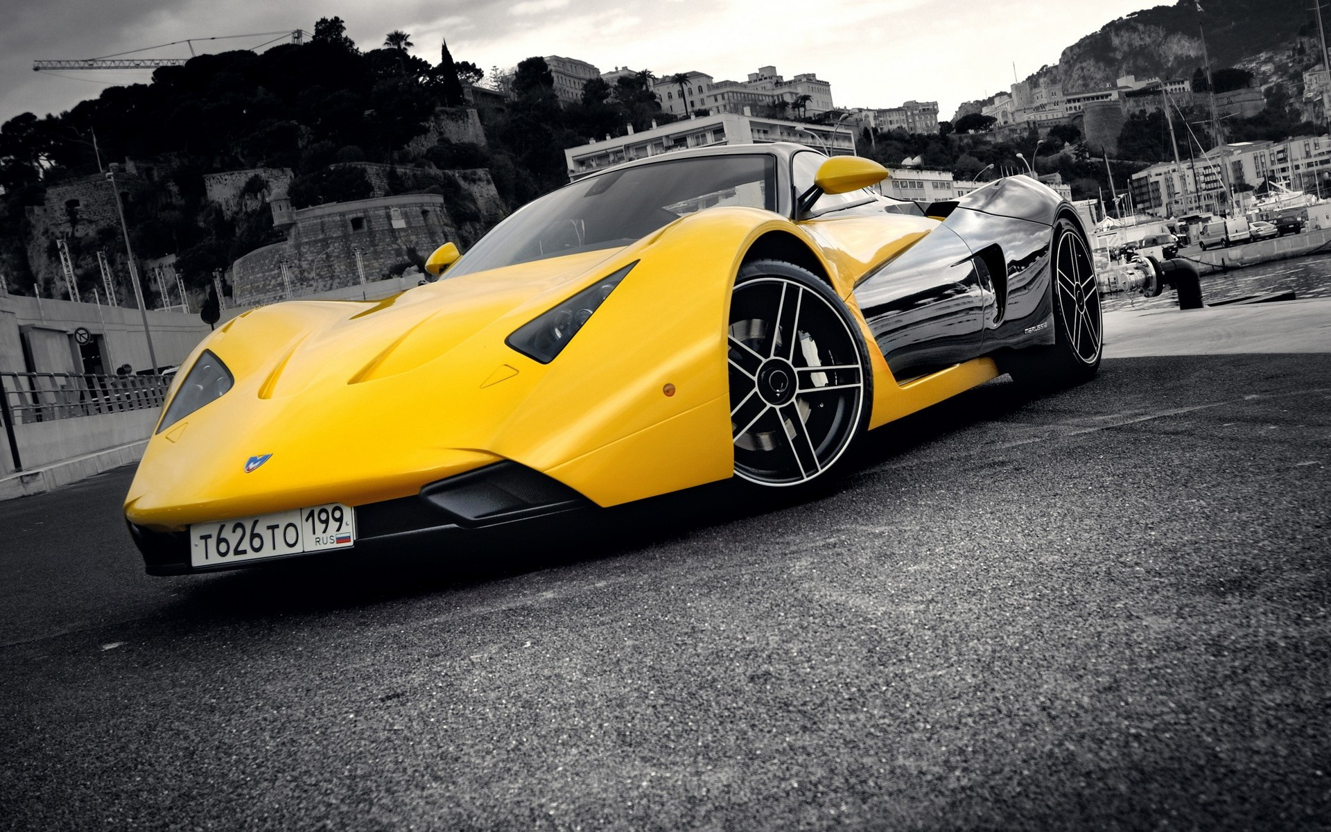 Marussia B2 Car HD Wallpapers - My Site