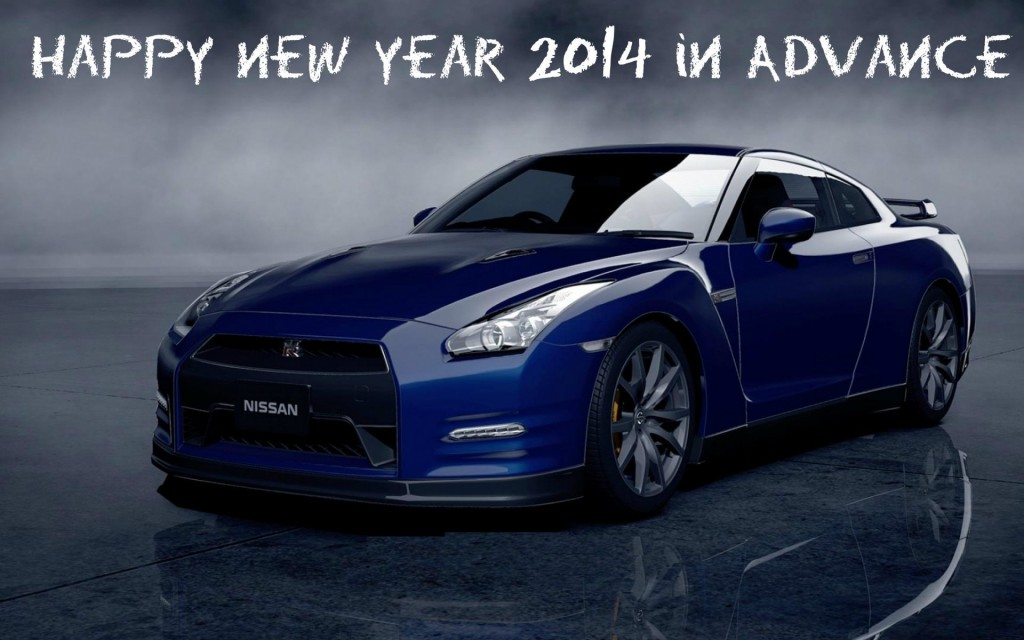 New Year Celebration with 9to5cars HD Wallpaper