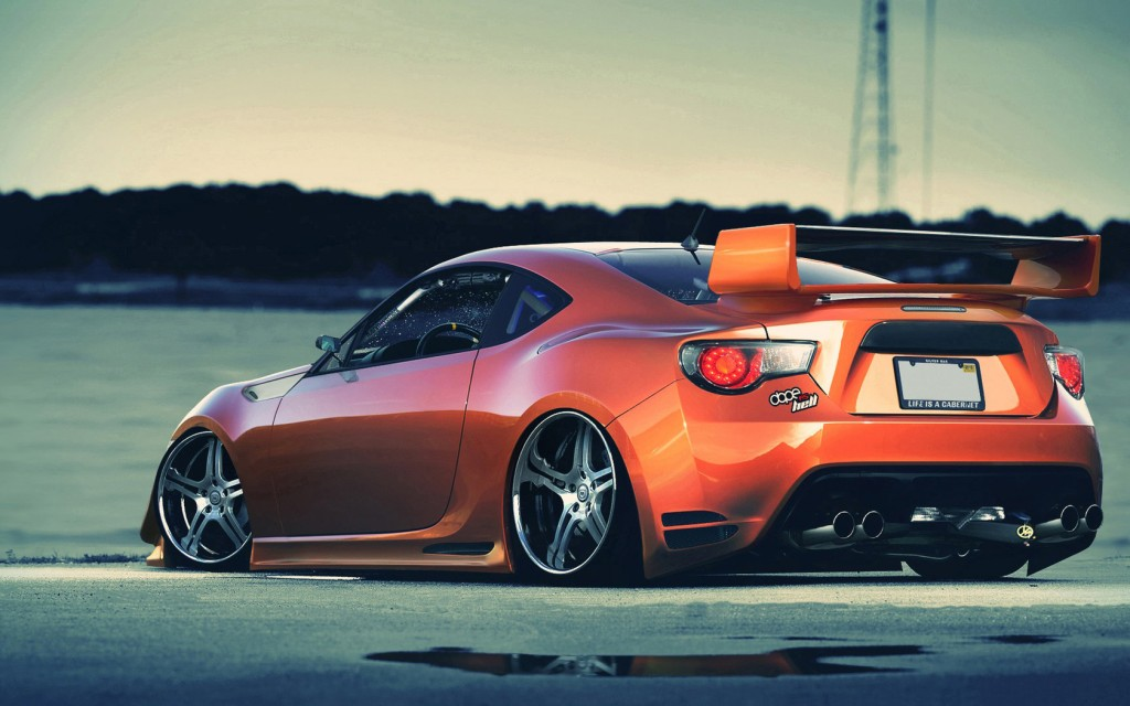 Toyota GT 86 Car Pictures