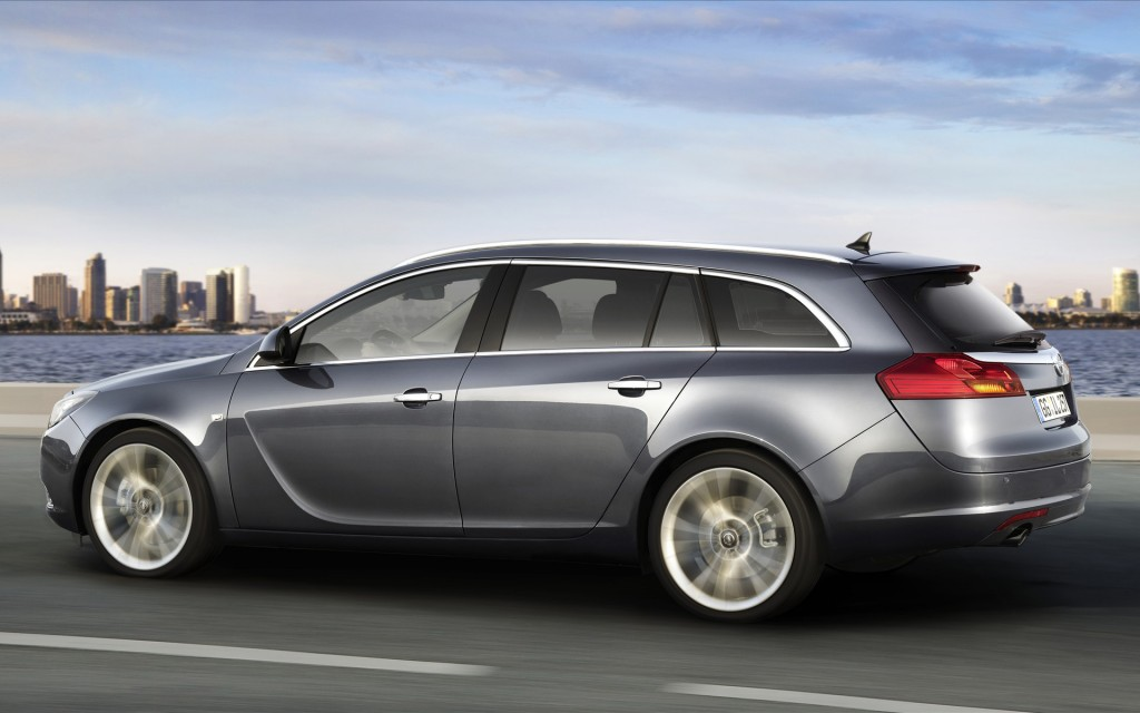 Vauxhall Insignia Car Wallpapers