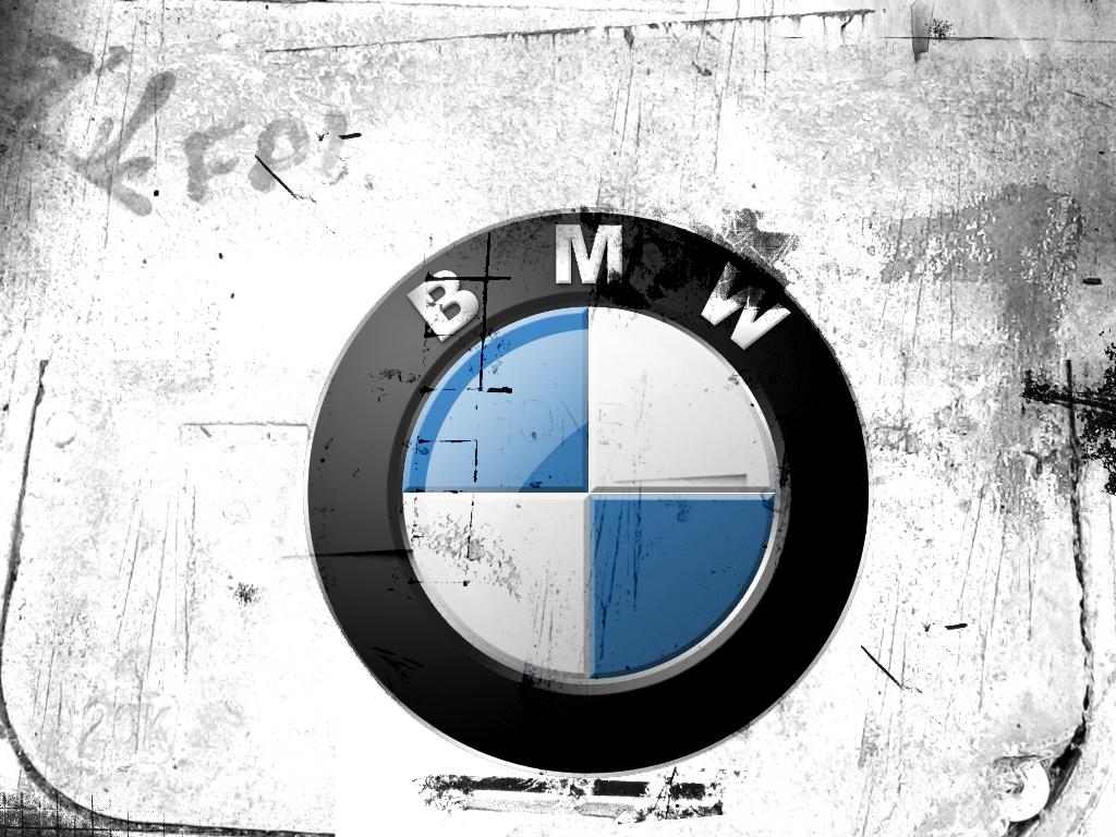 BMW Logo - HD Wallpaper