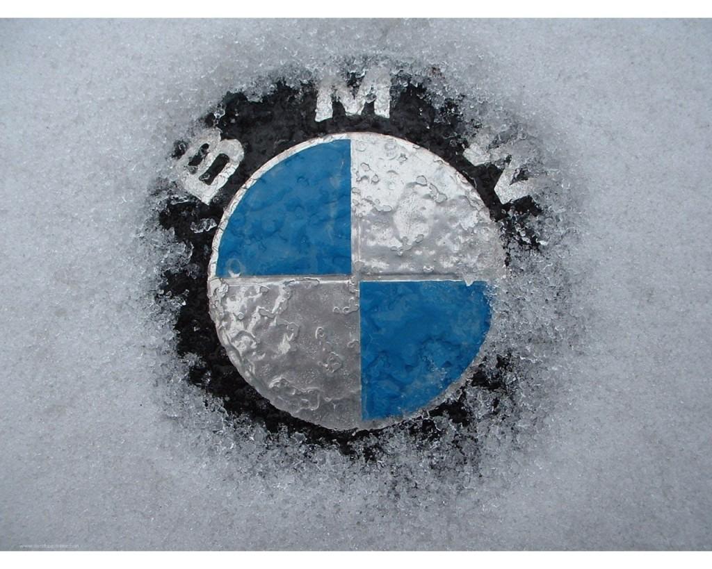 Bmw ICE Logo HD Wallpaper