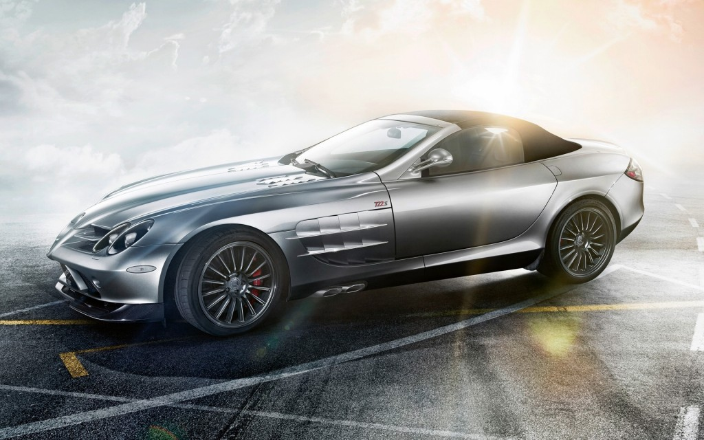 Mercedes Benz HD Wallpaper