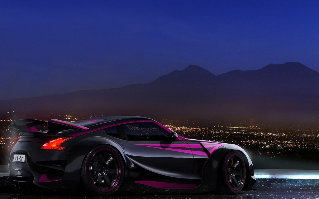 Nissan Z HD Wallpaper