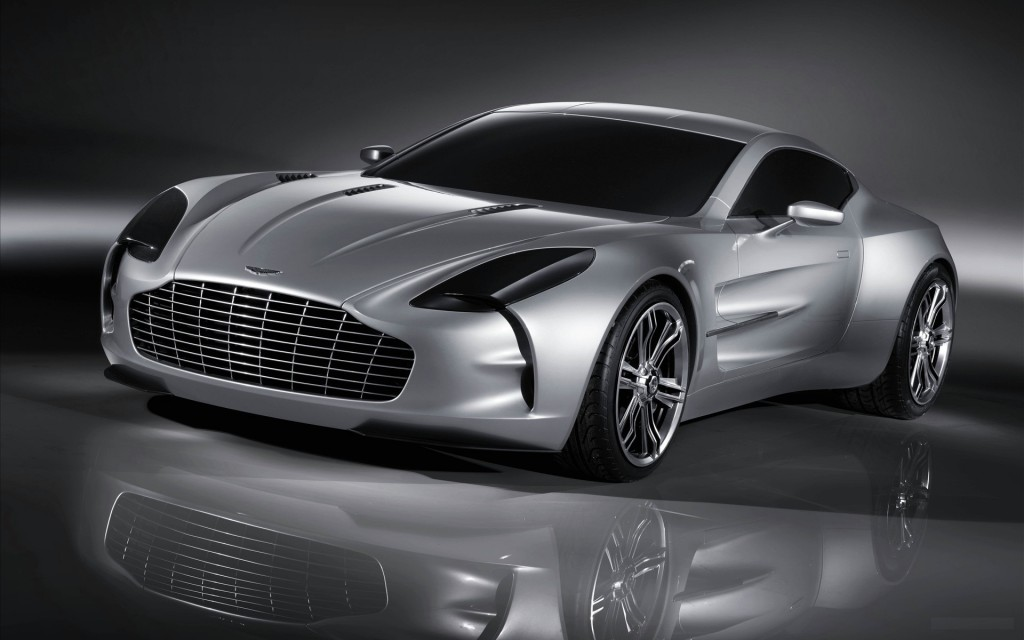 Aston Martin 2010  HD Wallpaper