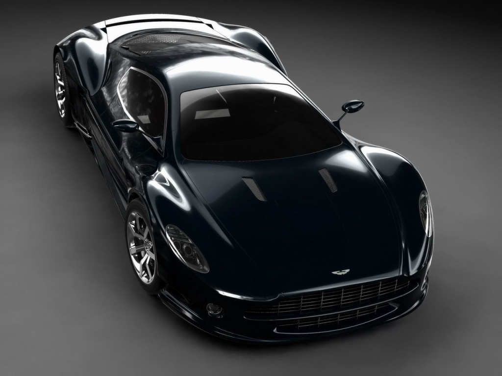black aston martin hd wallpaper |