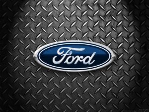 Ford Car Logo HD Wallpaper