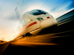 High Speed Train Wallpapers