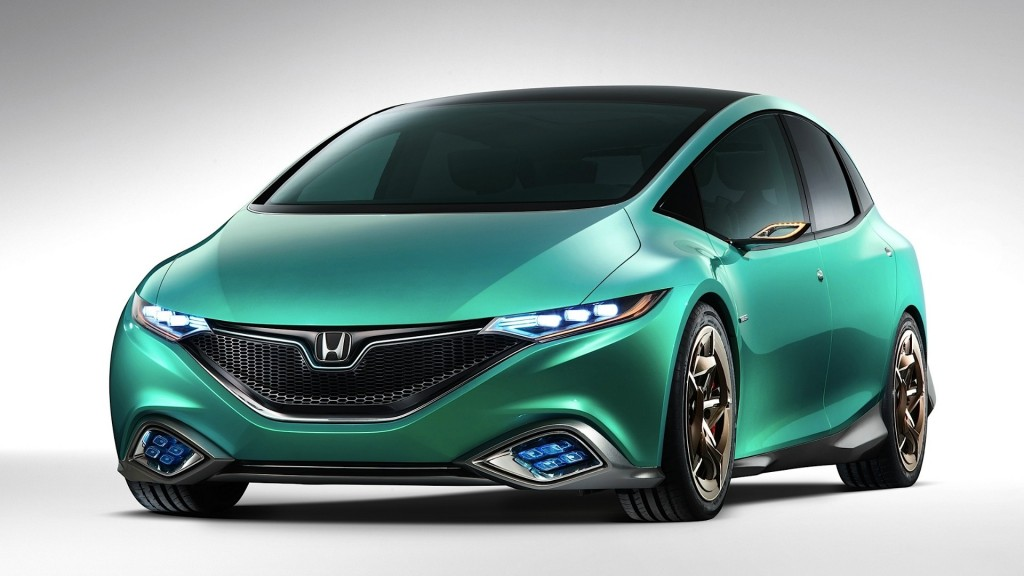 New Concept Honda Car HD