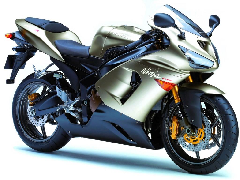 Kawasaki Ninja Bike HD Wallpaper