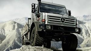 download Mercedes Benz Unimog U5000 Truck HD Wallpapers