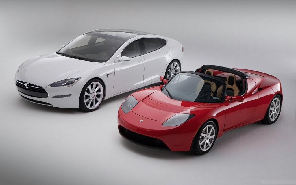 Tesla Model S Cars HD