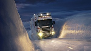 download Volvo Truck Hd Wallpaper