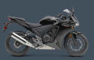 2013 Black Honda CBR HD Wallpaper