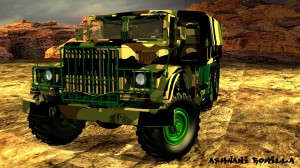 Army Truck Best