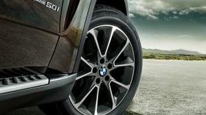 BMW Car Tyres View