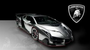 Beautiful Lamborghini Veneno HD Wallpaper