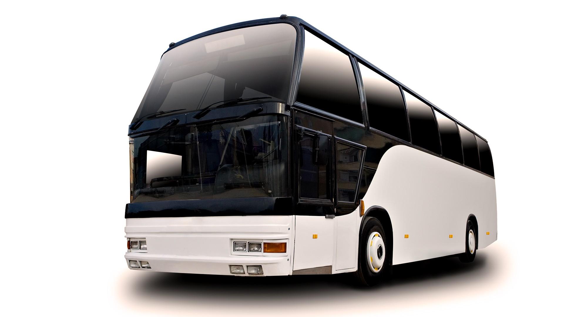 Daewoo Bus HD Wallpaper