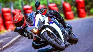 Honda CBR 500 In Race HD Wallpaper