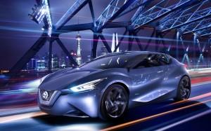 Nissan Friend Me Concept Car