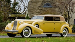 Old Fashion Car Wallpapers