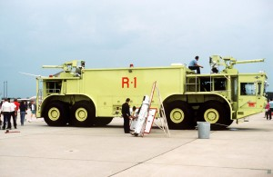 Oshkosh P15 Fire Truck HD