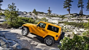 Rubicon Jeep On Hilli Side Wallpapers
