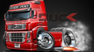 Truck FH 700