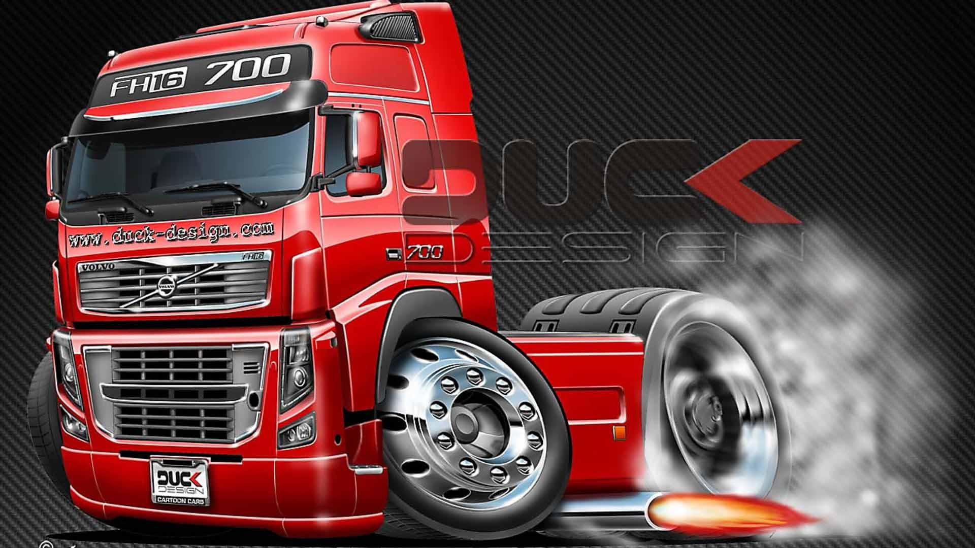 Truck FH 700 HD Wallpaper