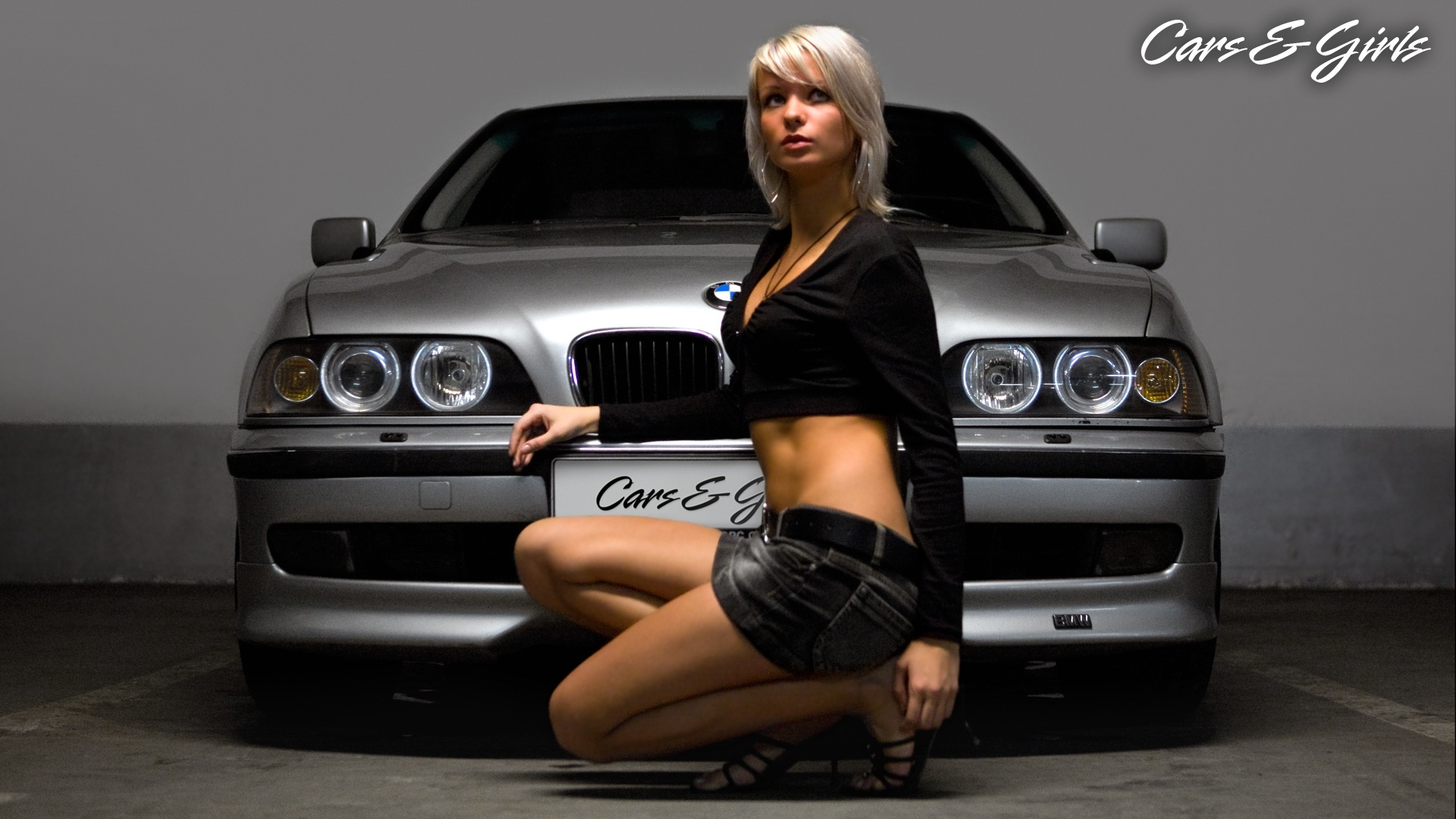Cars Girls HD Wallpapers