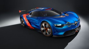 Renault Alpine HD Wallpaper