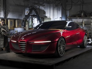 download Alpha Romeo Gloria Car Pics